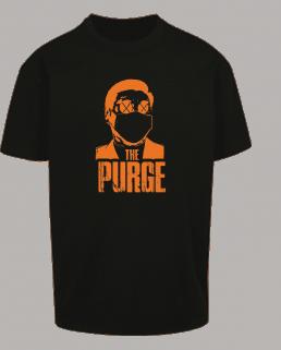 t-shirt événementiel The Purge