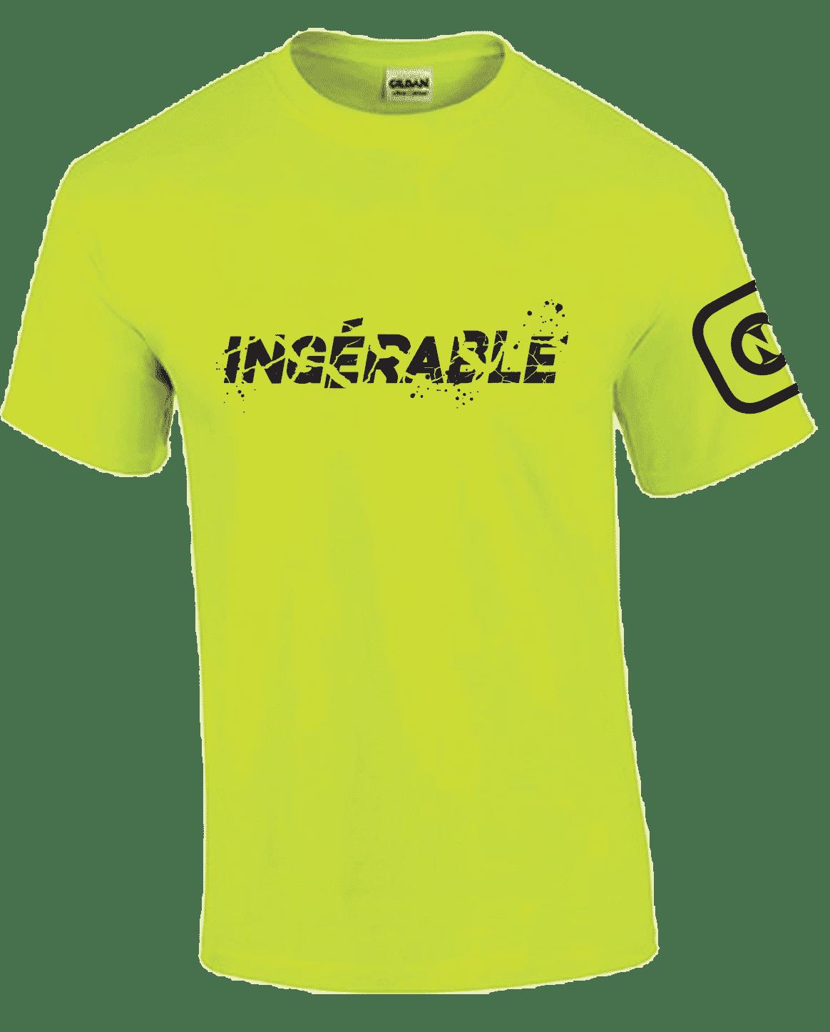Floc-kings - t-shirt événementiel Ingérable