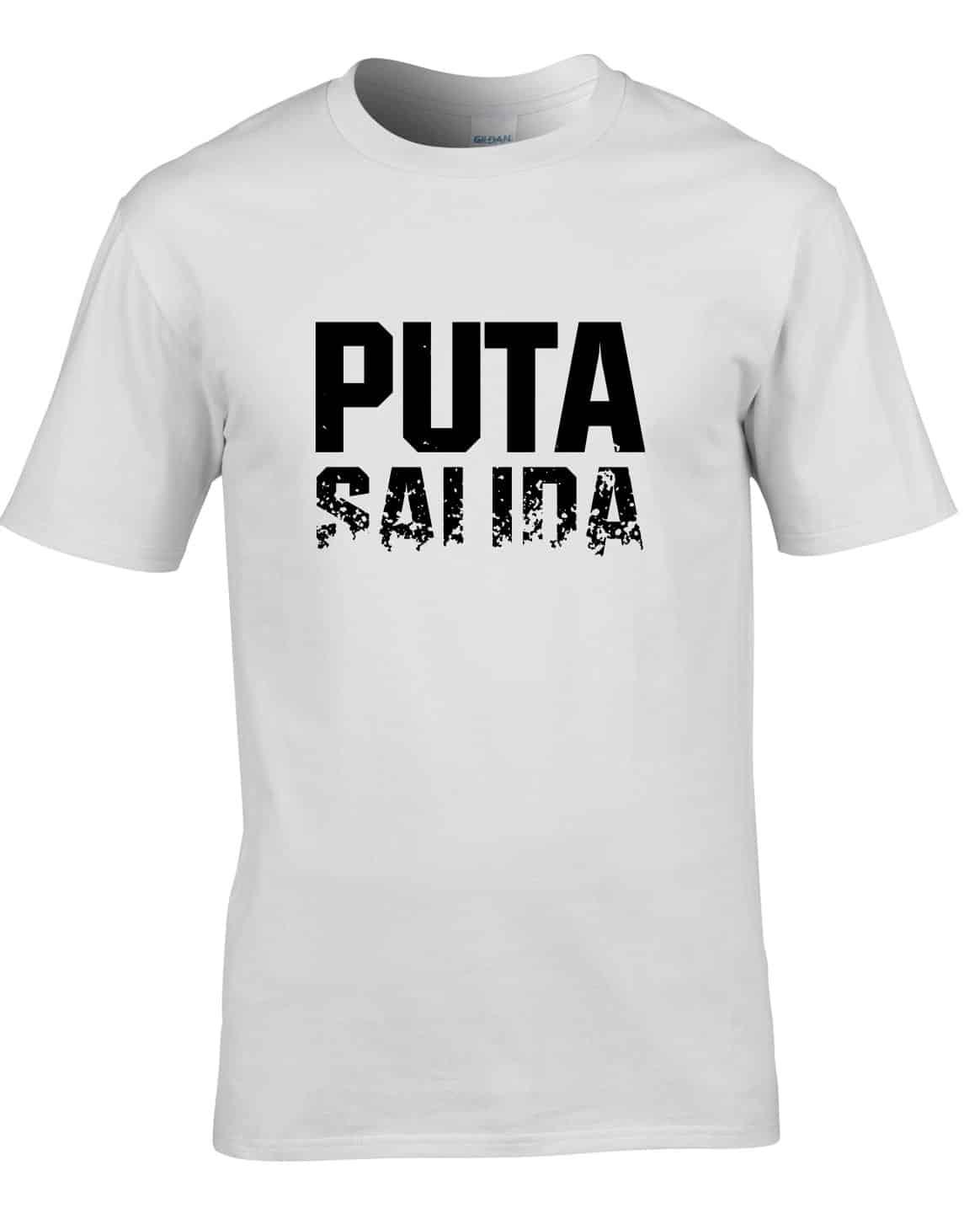 Floc-kings - t-shirt événementiel Puta Salida